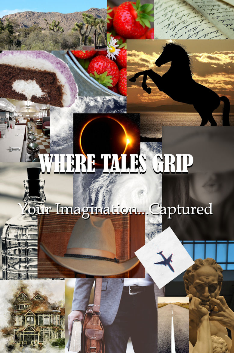Where Tales Grip 2019 Anthology